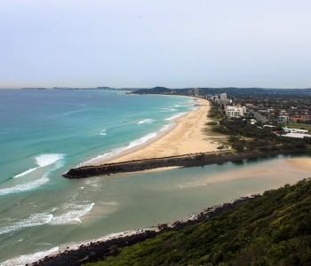 Austrália em agosto