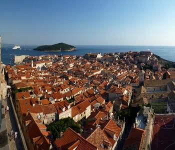Croácia em agosto