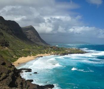 Hawai em fevereiro