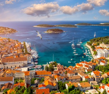ilhas croatas