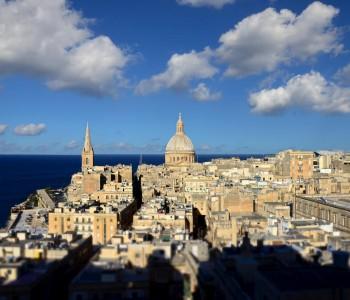 Malta em agosto