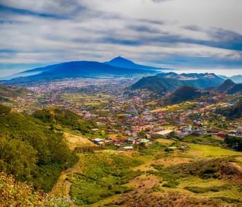 Tenerife em agosto