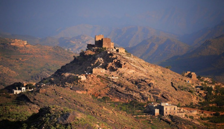 Iémen : Haraz Mountains, Yemen