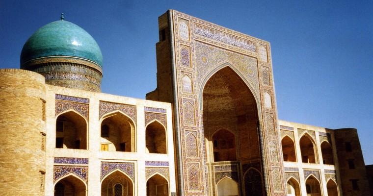 Ásia Central e Meridional